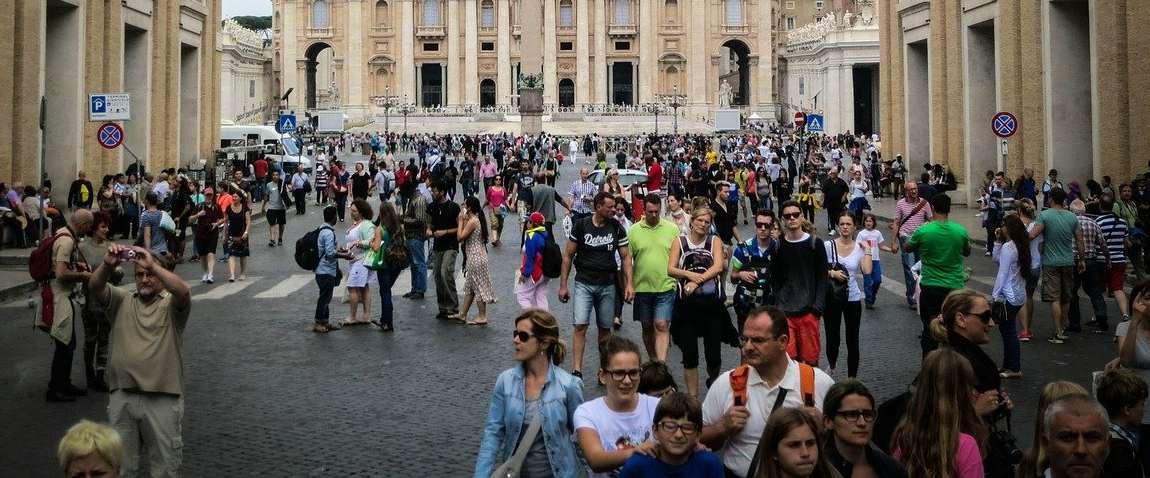 vatican street