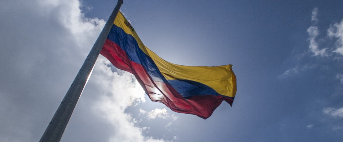 venesuela karakas flag