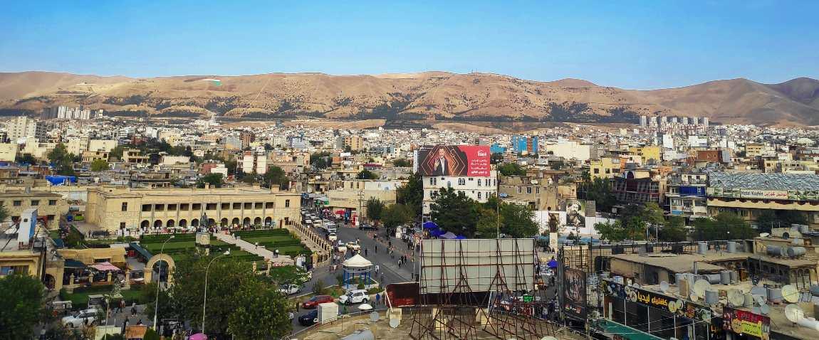 capital of iraq