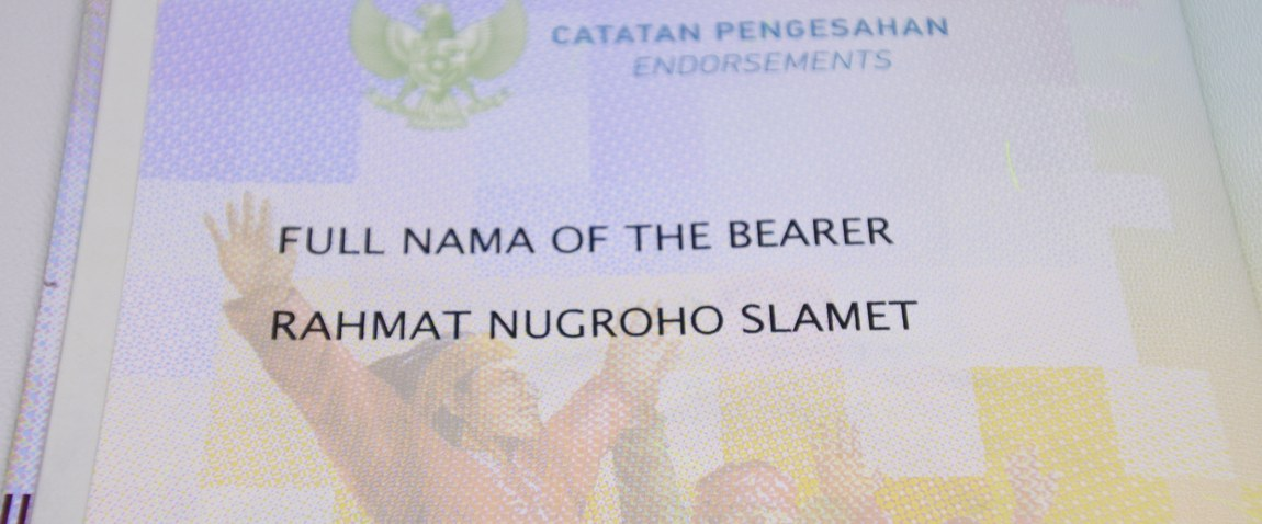 visa umroh issued