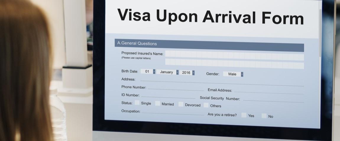 visa upon arrival