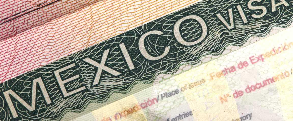 viza meksiki v pasporte