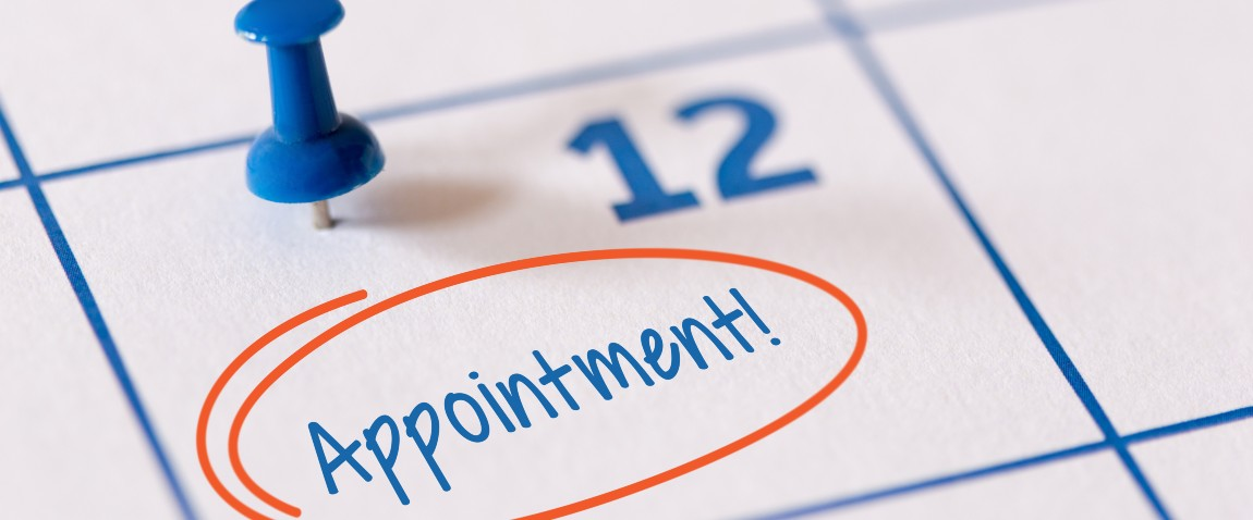 appointment word