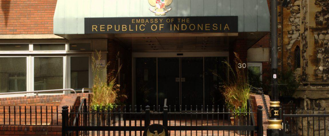 zdanie posolstva indonezii